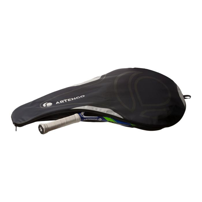 Tennistasche TL 700 Schläger Erwachsene dunkelgrau