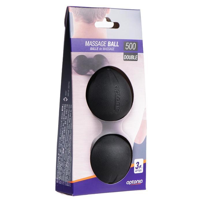 Massagebal 500 dubbel pindavorm