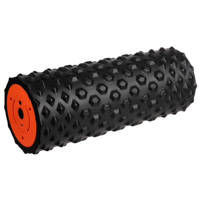 RECOVERY & PREPARATION ACCESSORIES Fitness and Gym - VIBRATING MASSAGE ROLLER APTONIA - Fitness and Gym