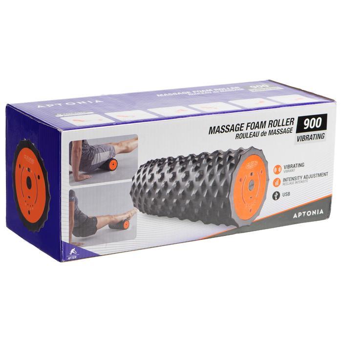 Rouleau de massage électronique 900 vibrant/ Foam roller electronic vibrating