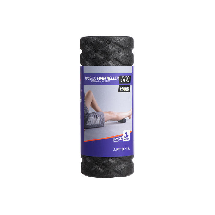 500 HARD massage roller/foam roller S