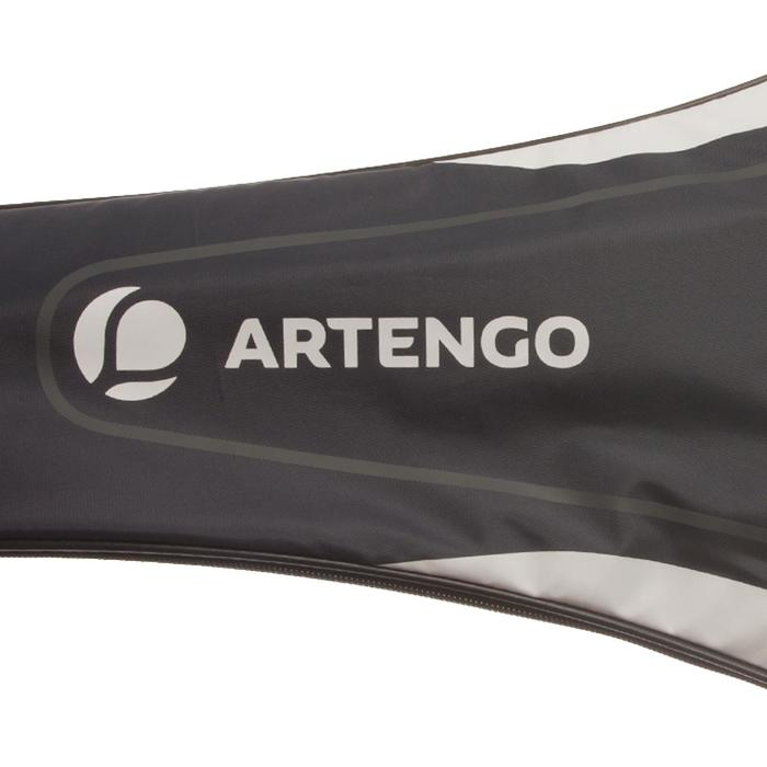 Tennistasche TL700 Schlägerhülle grau