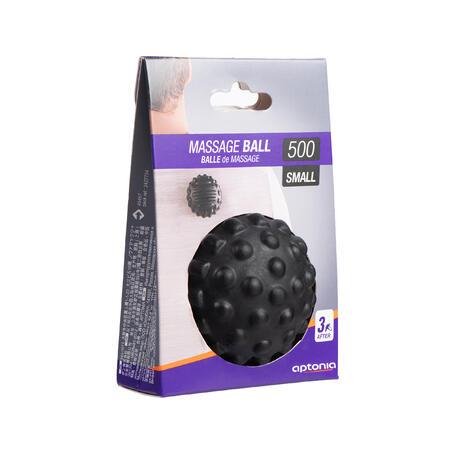 500 SMALL MASSAGE BALL - BLACK