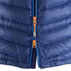 Heren isolatiejas donsjas Light Alpi blauw