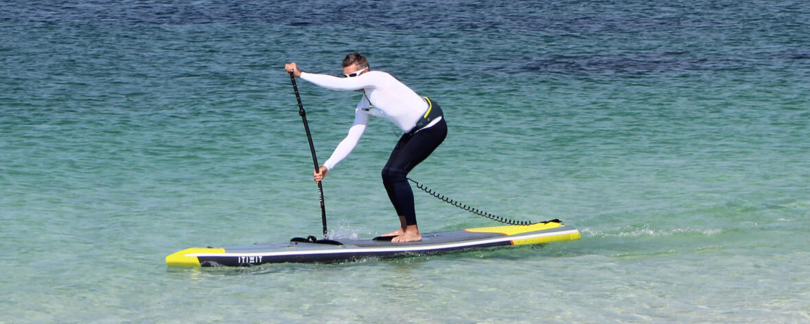 stand up paddle course rame