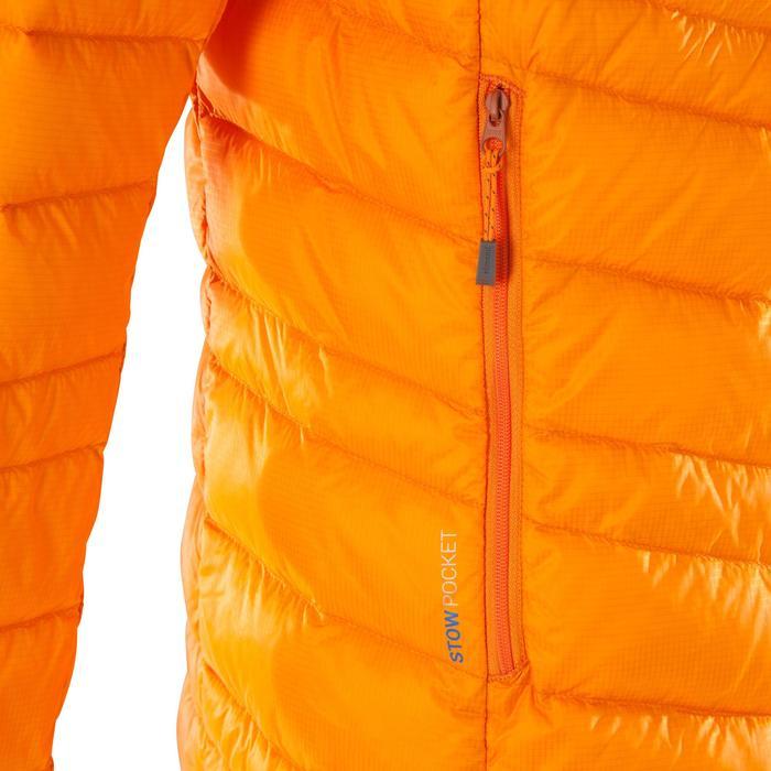Casaco Alpinismo/escalada penas home - ALPINISM LIGHT Laranja