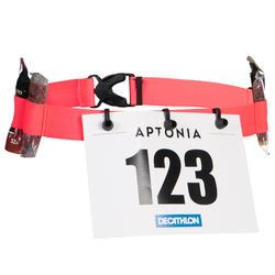Haltegurt für Startnummer Triathlon SD Größe XXS bis XL