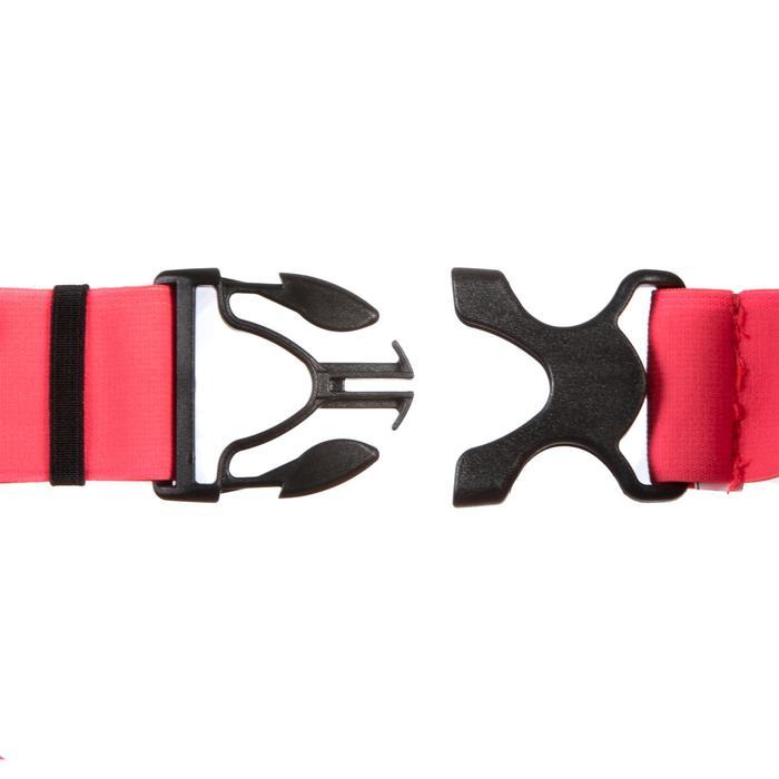 Nummerband triatlon SD maat XXS-XL