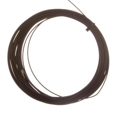 خيوط مضرب التنس TA990 Spin 1.27 مم أحادية الخيط 0 أسود