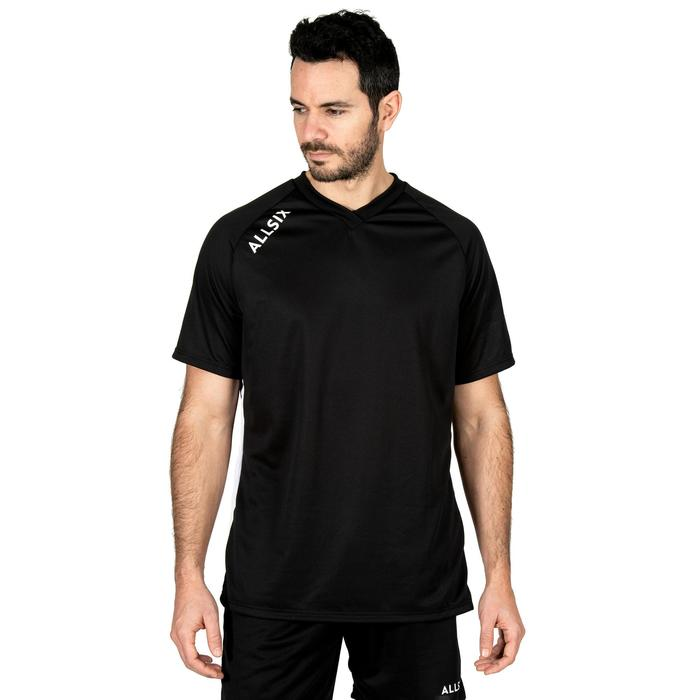 Maillot de volley-ball V100 homme noir