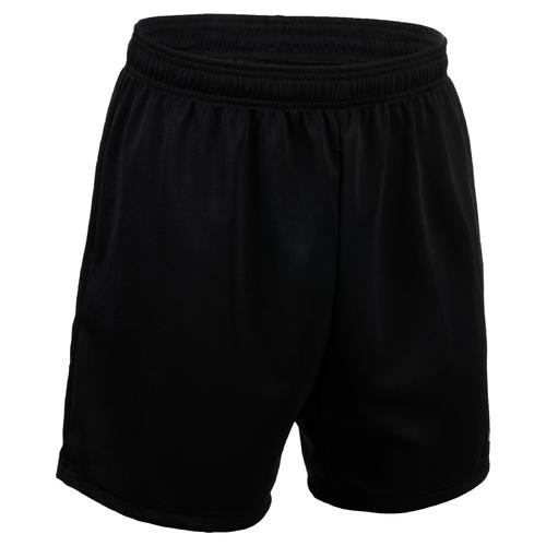 short de volley v100 homme noir