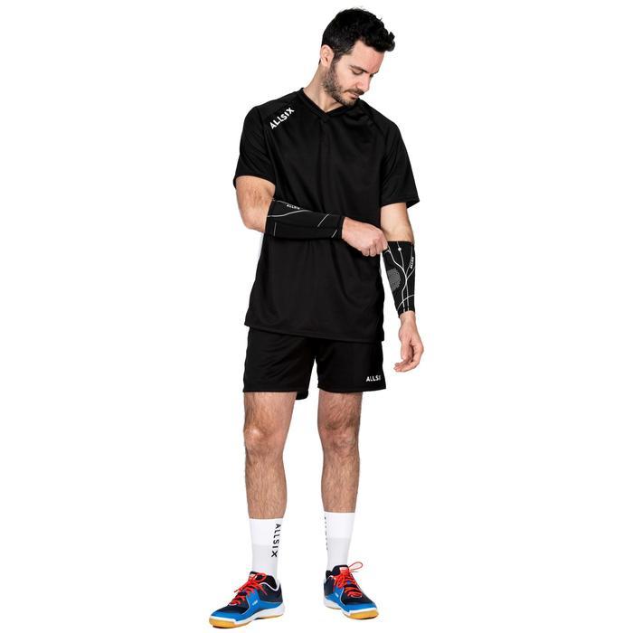 Manchons de volley-ball pour les débutant(e)s V100 noirs