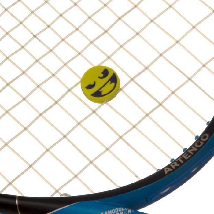 Tennis-Vibrationsdämpfer Anti-vib Fun 2er-Pack gelb