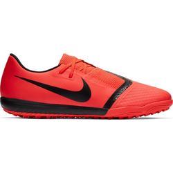 Botas de Fútbol adulto Nike Phantom Venom Academy HG turf rojo