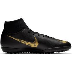 Botas de Fútbol adulto Nike Mercurial Superfly 6 Club HG turf negro