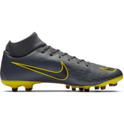 Botas de Fútbol adulto Nike Mercurial Superfly 6 Academy FG/MG gris y amarillo