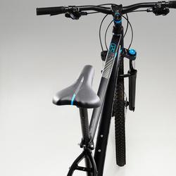 Mountainbike 27,5 Zoll Rockrider ST520 schwarz/blau