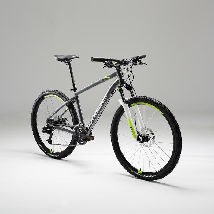 "MTB Rockrider ST 520 27.5"" SRAM X3 3x8-speed mountainbike"