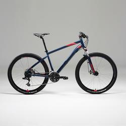 "Mountainbike ST 520 MTB 27,5"" Damen blau/rosa"