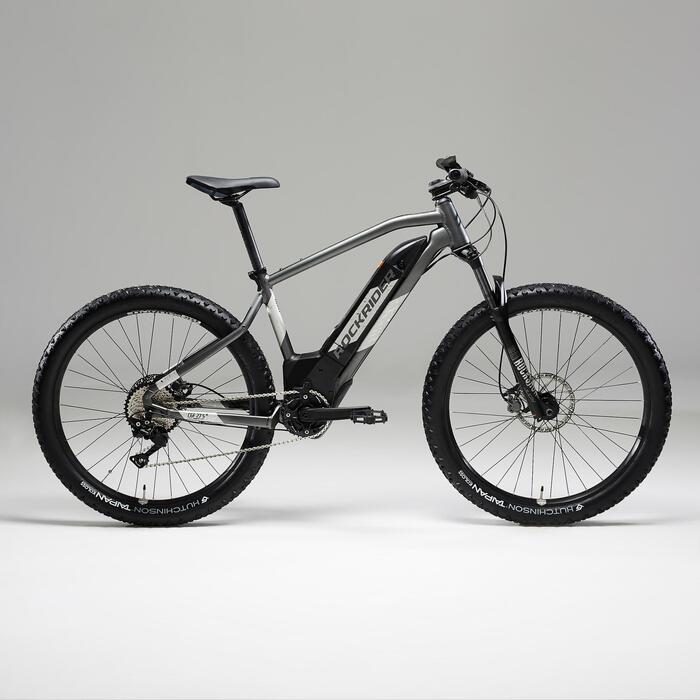 Elektrische MTB e-ST 900 grijs