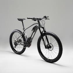 Vélo VTT électrique e-ST 900 gris
