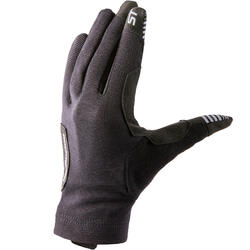 GUANTES CICLSIMO MTB ROCKRIDER ST 100 NEGROS