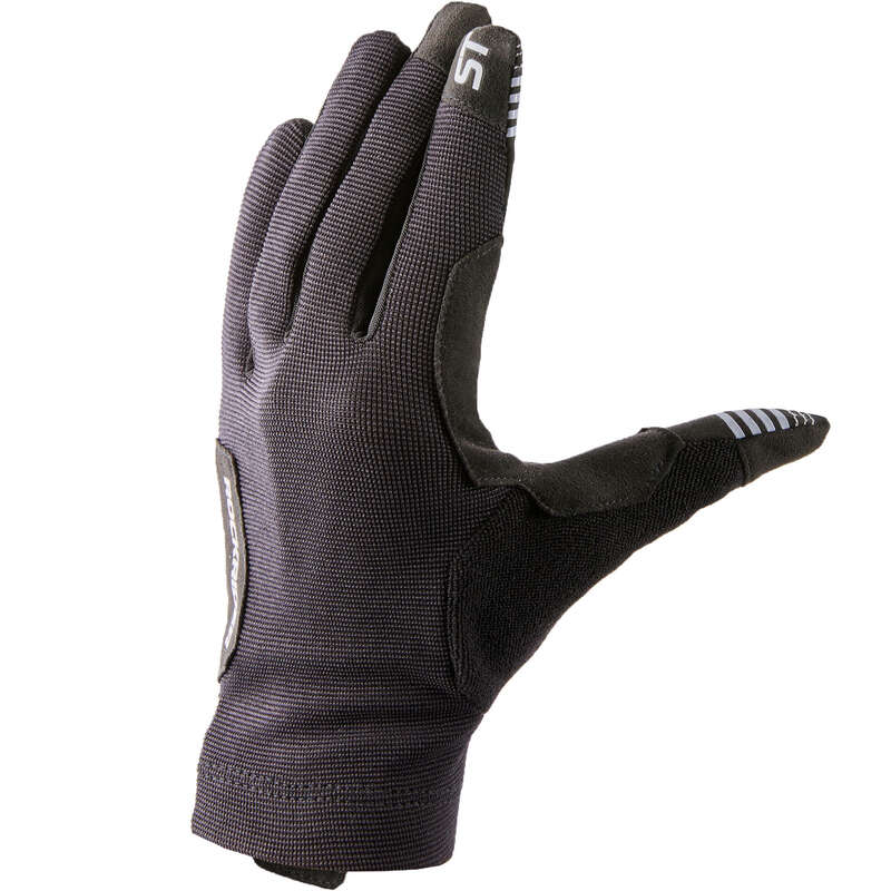 WARM WEATHER BEGINNER ST MTB GLOVES Cycling - Mountain Bike Gloves ST 100 ROCKRIDER - Clothing