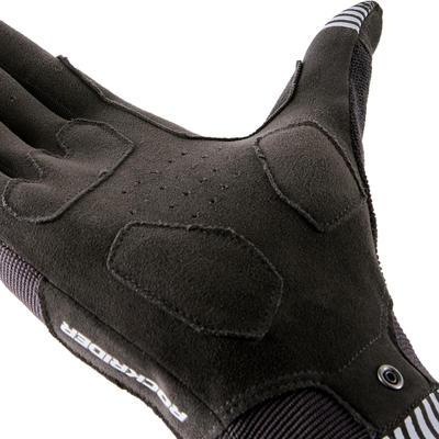 Mountain Biking Gloves ST 100 - Black