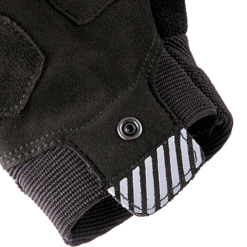 Mountain Bike Gloves ST 100 - Black
