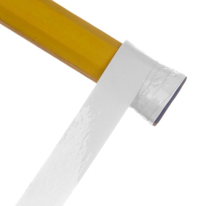 12入網球舒適外層握把布-白色