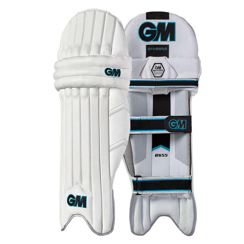 TENNIS BALL INTERMEDIATE BATS JR Cricket - GM DIAMOND BS55 BATTING PADS GUNN & MOORE - Cricket Protection