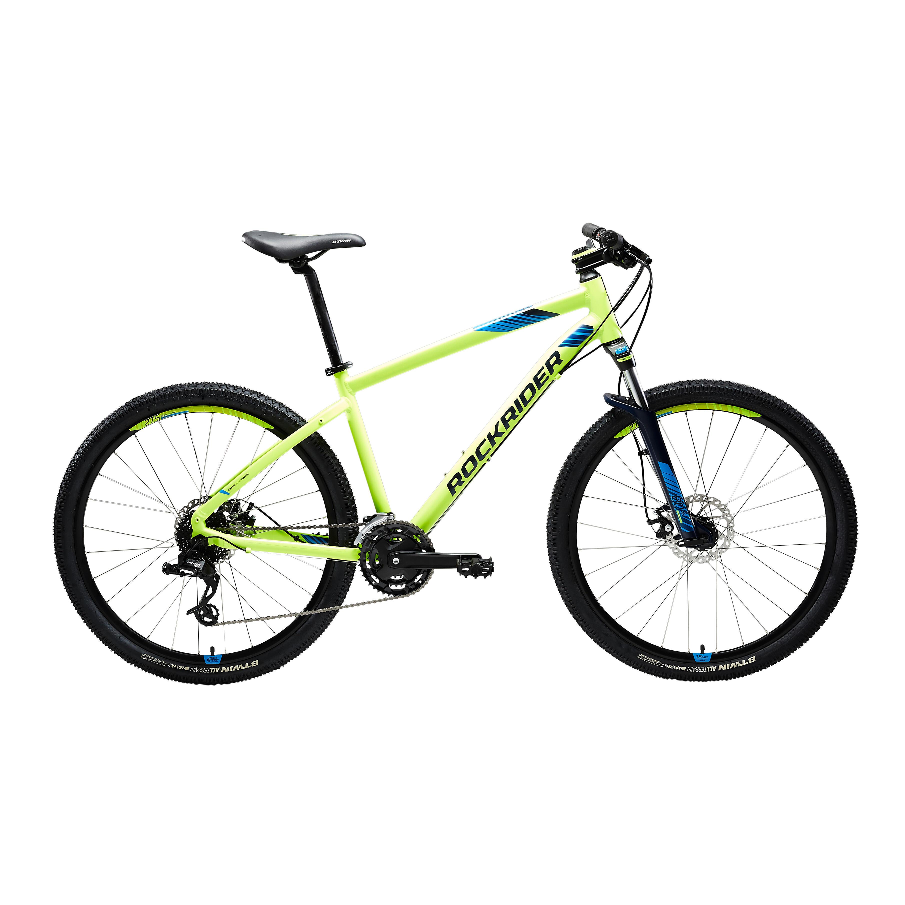 Rockrider MTB Rockrider ST 520 27.5″ SRAM X3 3×8-speed mountainbike