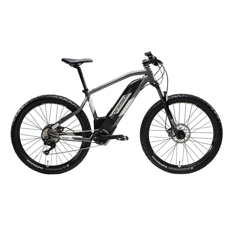 27.5+ Electric Mountain Bike E-ST 900 - Grey