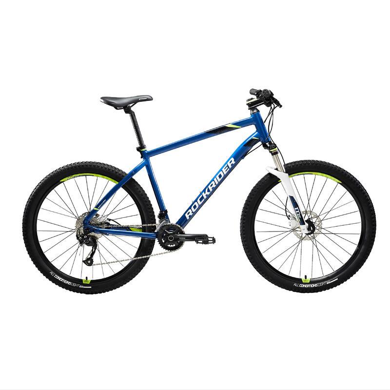 "Mountainbike ST 540 27.5"" blauw"
