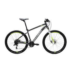 VTT ROCKRIDER ST 520 GREY YELLOW