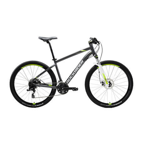 VTT ROCKRIDER ST520 GREY YELLOW
