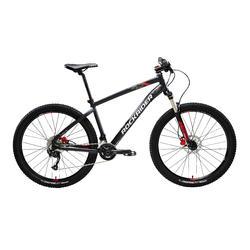 "Mountainbike ST 540 27.5"" 2x9 speed microshift/shimano zwart/rood"