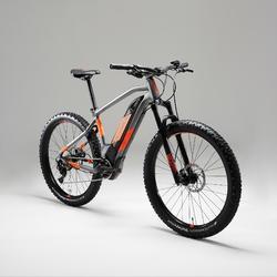 Elektrische MTB e-ST 900 oranje