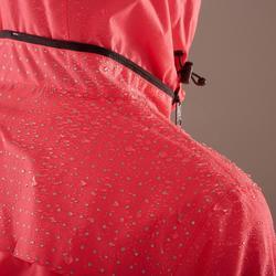 Fietsregenjas voor in de stad 100 dames roze