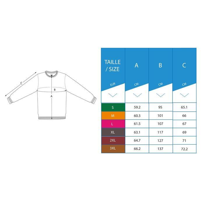 Men's Golf Pullover - Anthracite Grey