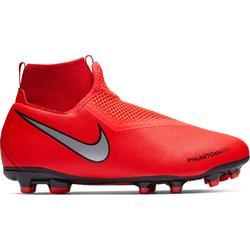 Botas Fútbol Nike Phantom Academy DF MG Niño Rojo