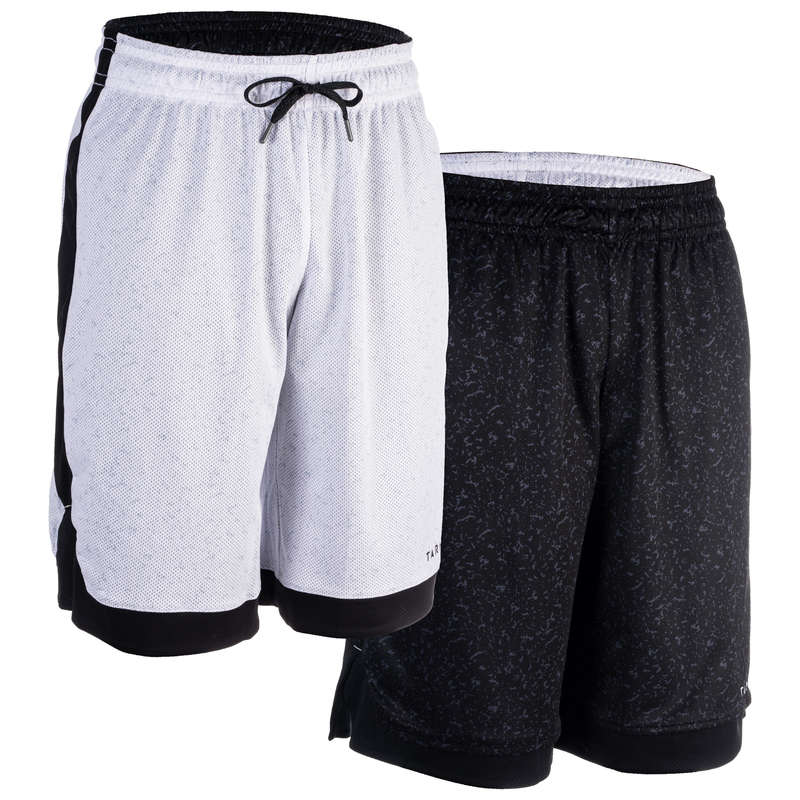 MAN BASKETBALL OUTFIT Basketball - Reversible Basketball Shorts TARMAK - Basketball