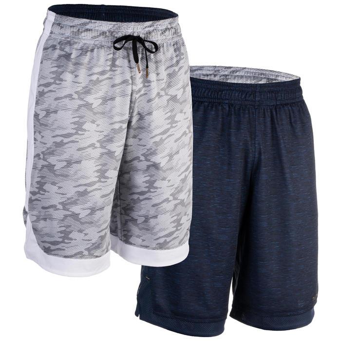 Reversible Basketball Shorts, Intermediate Players