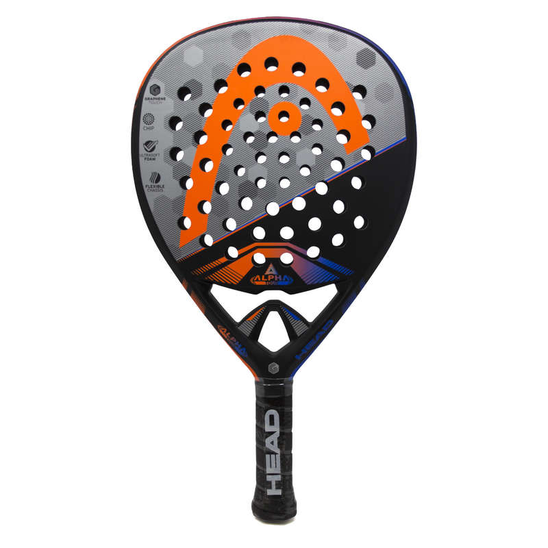 ADULT PADEL RACKET - Graphene Touch Alpha Tour HEAD
