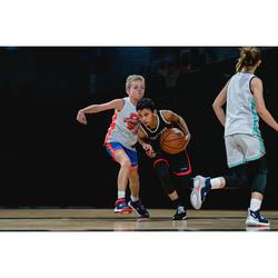Basketbal BT500 voor kinderen maat 5 oranje. Heerlijke baltoets