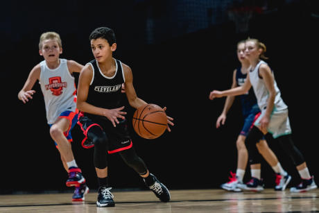Tenue-basketball-tenue-enfant