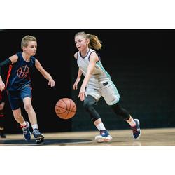 CHAUSSURES DE BASKETBALL POUR GARCON/FILLE CONFIRME(E) BLEU ROSE SPIDER LACE