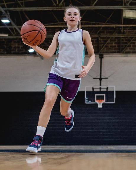 basketball player kids