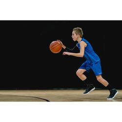SS100 Boys'/Girls' Beginner Basketball Shoes - Black
