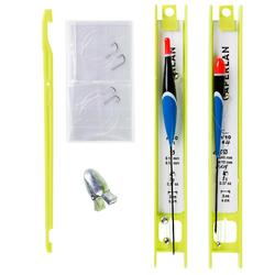 PANOPLIE DE PECHE AU COUP FIRSTFISH TRAVEL 300